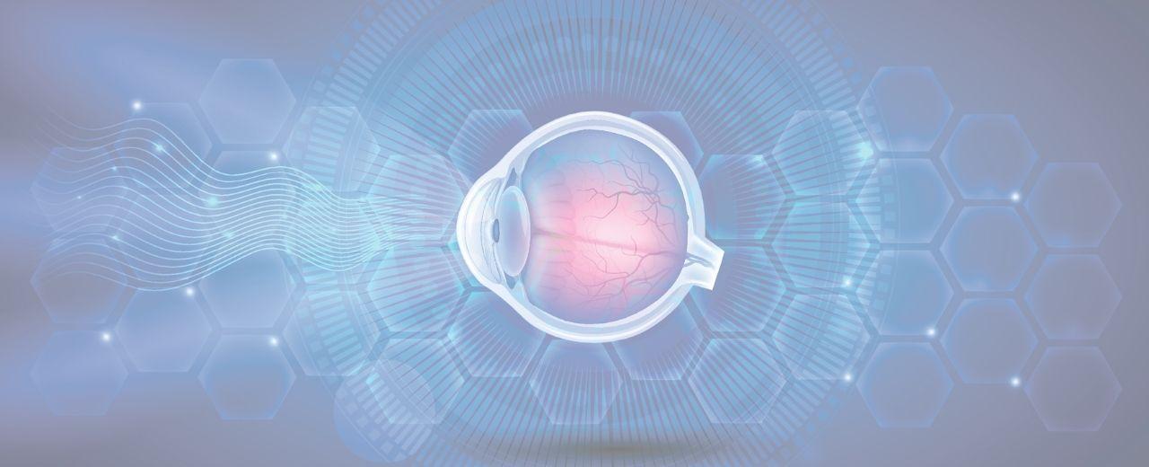 Prueba genética trastornos oftalmológicos